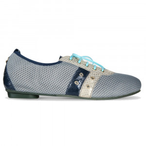 Blue ludia sports shoes for men