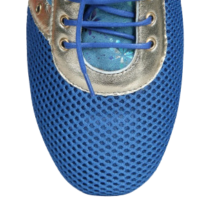 blue fashion casual shoes for women