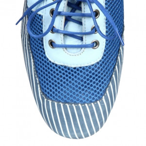 Blue bluso sports shoes for men