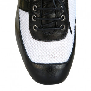 black and white casual shoes for women
