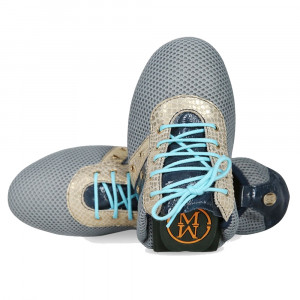 Blue ludia sports soft shoes for men