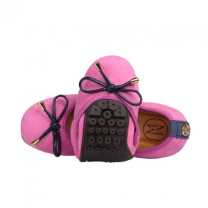 Pink fera ballerinas minis shoes for girls