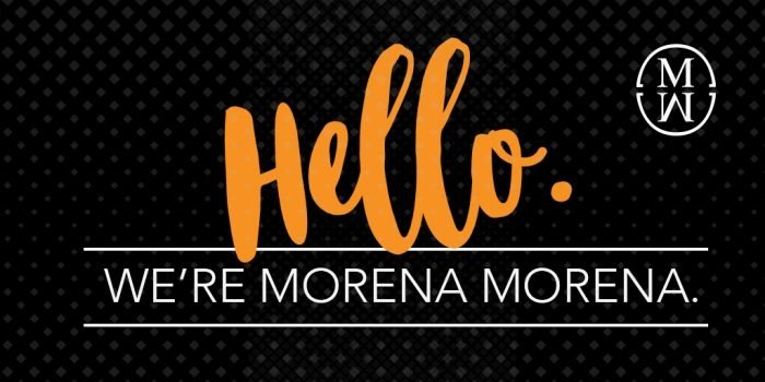 We are Morena Morena Banner image